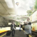 'Mobilicity: Tirana Multimodal Station' Proposal (2) Courtesy of Morfearch