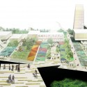 'Mobilicity: Tirana Multimodal Station' Proposal (1) Courtesy of Morfearch