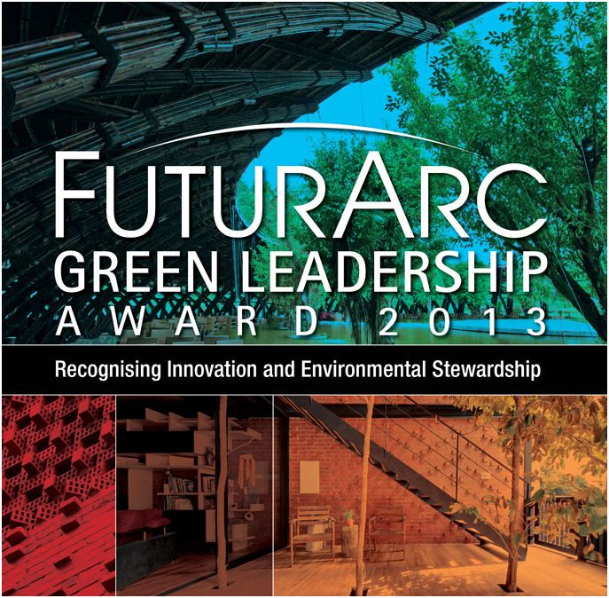FuturArc Green Leadership Award 2013