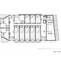 Majestic Theatre Apartments / Hill Thalis Architecture Plan 03