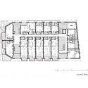 Majestic Theatre Apartments / Hill Thalis Architecture Plan 04