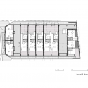 Majestic Theatre Apartments / Hill Thalis Architecture Plan 05