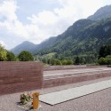 Islamic Cemetery in Altach / Bernardo Bader  Adolf Bereuter