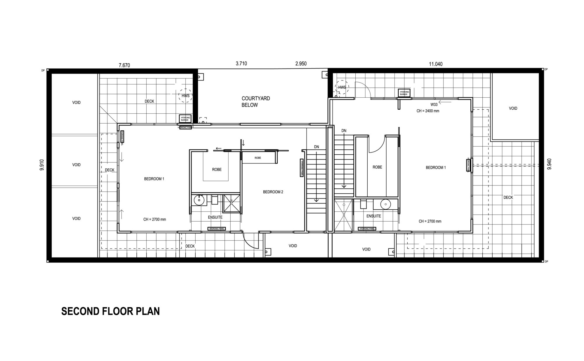 Gallery the abbotsford warehouse apartments itn for Warehouse floor plan design software free