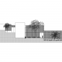 Habitat ITESM Leon / SHINE Architecture + TAarquitectura East Elevation 01