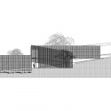 Habitat ITESM Leon / SHINE Architecture + TAarquitectura West Elevation 01