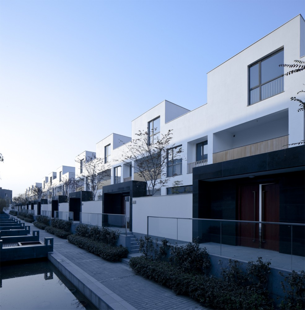 Changxing Riverside Village / Wang Jun-Yang