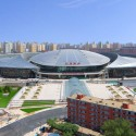 Beijing South Station / TFP Farrells  Zhou Ruogu