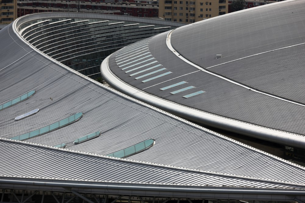 Beijing South Station / TFP Farrells