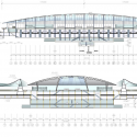 Beijing South Station / TFP Farrells Sections 01