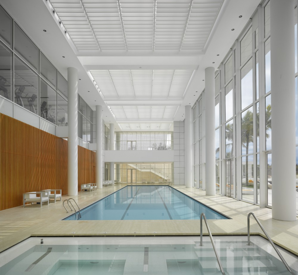 OCT Shenzhen Clubhouse / Richard Meier &#038; Partners Architects