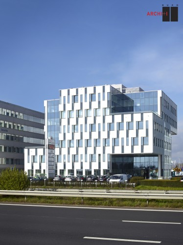 Indimmo roeselare office buro ii archi i archdaily for Buro ii archi i