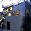 Skate Park House / LEVEL Architects © Kojima Junji