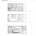 Skate Park House / LEVEL Architects Plans 01