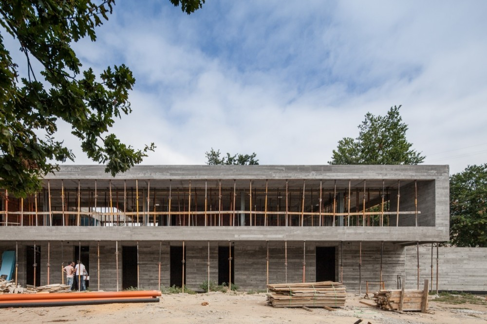 In Progress: Sambade House / Spaceworkers