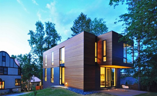 Nexus House / Johnsen Schmaling Architects © John J. Macaulay