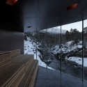 River Sauna / Jensen &amp; Skodvin Architects Courtesy of Jensen &amp; Skodvin Architects