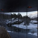 River Sauna / Jensen & Skodvin Architects Courtesy of Jensen & Skodvin Architects