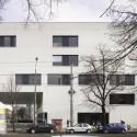 Library and media centre / Léon Wohlhage Wernik Architekten © Christian Richters