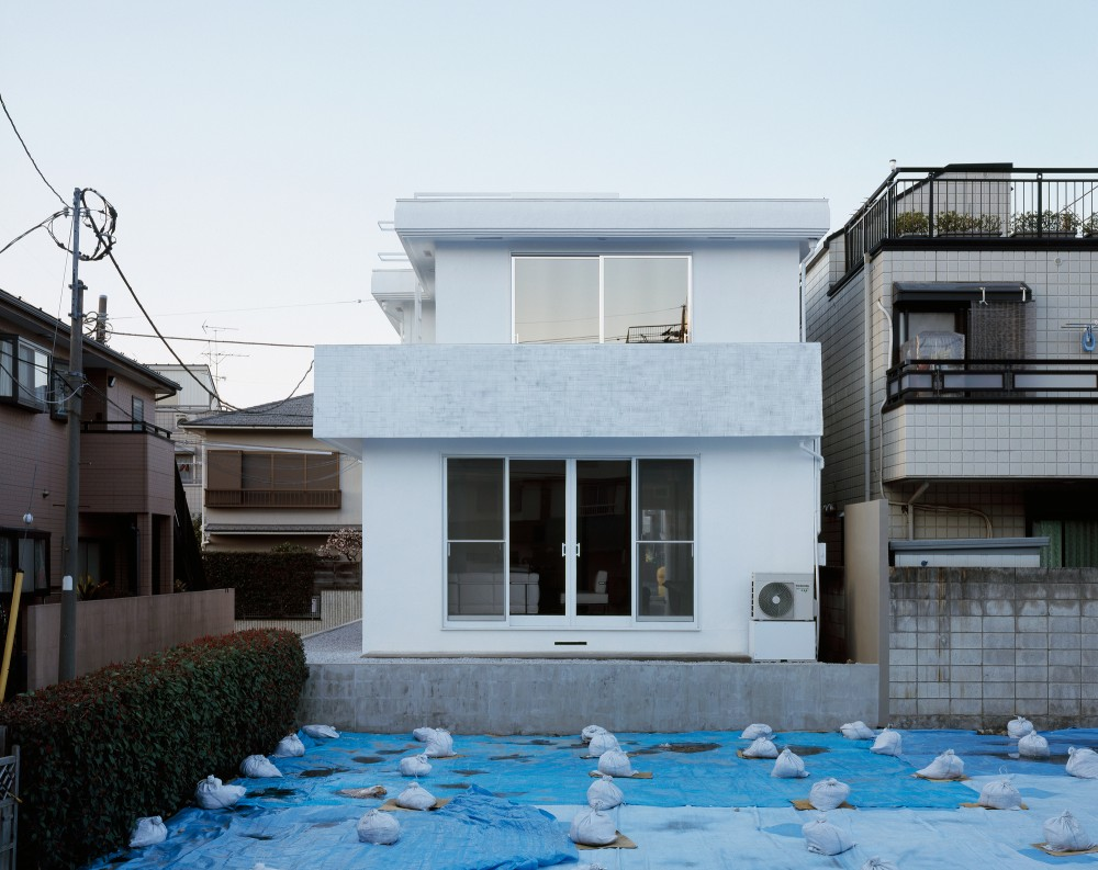 House in Okusawa / Schemata Architects