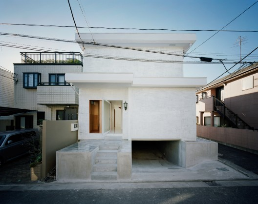 House in  Okusawa / Schemata Architects © Takumi Ota