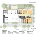 Merritt Crossing / LMS Architects Ground Floor Plan 01