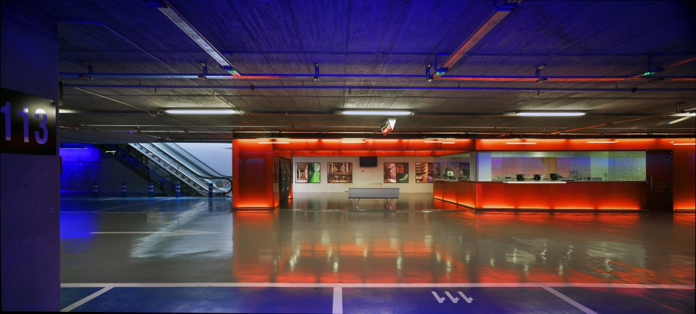 Parking Avenida Libertad / Clavel Arquitectos
