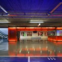 Parking Avenida Libertad / Clavel Arquitectos © David Frutos