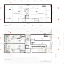 Rose Bay Apartments / Hill Thalis Architecture Basement & Ground Floor Plan 01