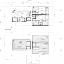Rose Bay Apartments / Hill Thalis Architecture Third Floor & Roof Plan 01