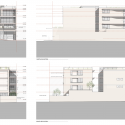 Rose Bay Apartments / Hill Thalis Architecture Elevations 01