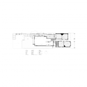 Queen&#039;s Park House / Fox Johnston Ground Floor Plan 01