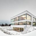 Neubau Bürogebäude / Spado Architects © Kurt Kuball