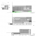 City Police Headquarters in Lleida / Mestura Arquitectes Sections 01