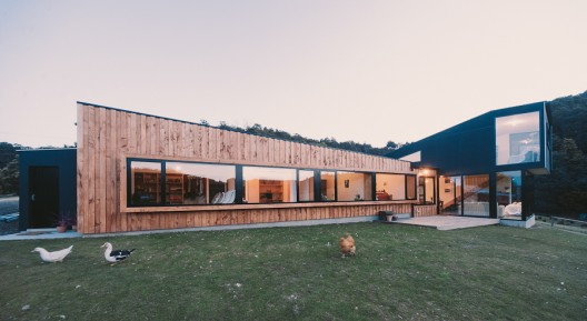 Holly Tree Farm / Cykel Architecture © Jonathan Wherrett