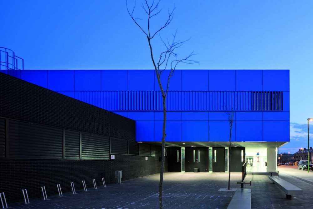Art School in Burgos / Estudio Primitivo Gonzalez