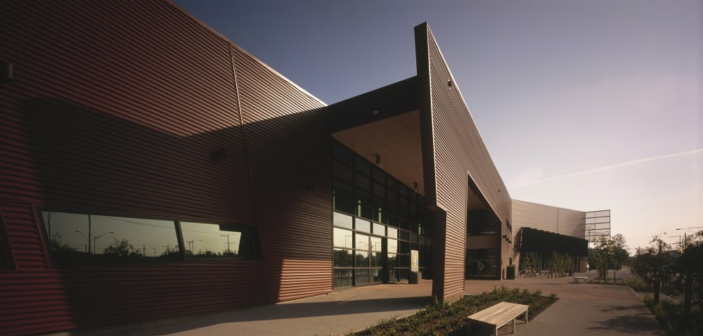 Clayton Community Centre / Jackson Architecture