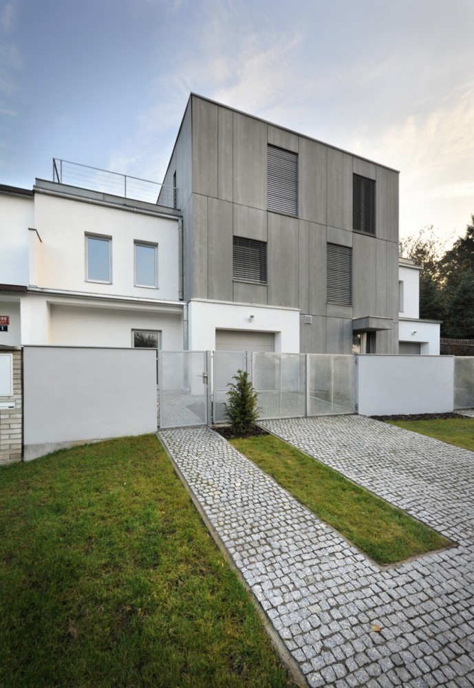 House Extension in Prague / Martin Cenek Architecture