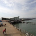 Southend Pier Cultural Centre / White Arkitekter + Sprunt  Luke Hayes