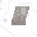 Southend Pier Cultural Centre / White Arkitekter + Sprunt Ground Floor Plan 01