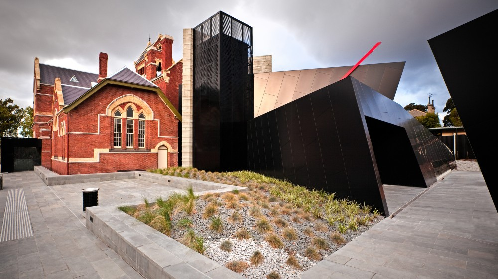 Bastow Institute of Educational Leadership / Maddison Architects