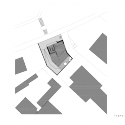 BTV branch in Innsbruck / Rainer Köberl Site Plan 01