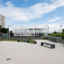 Jessie-Owens Gymnasium / Épicuria Architectes © 11h45