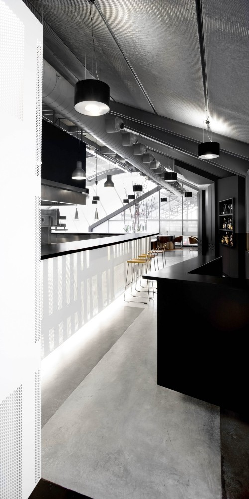 Michelin Restaurant / Josep Ferrando