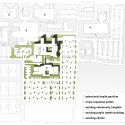 University of Arizona Medical Center South Campus / Cannon Design + CDG Architects Site Plan 01