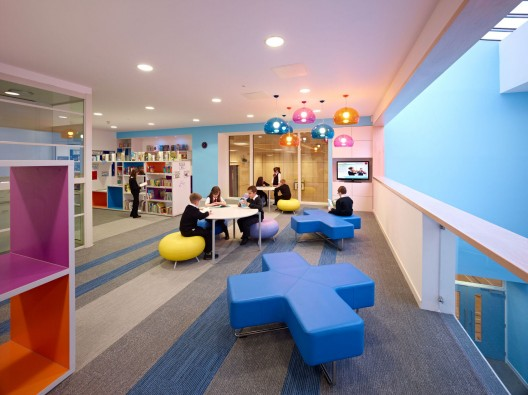 Classroom Design For Primary School ~ Heathfield primary school holmes miller architect