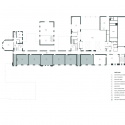 Heathfield Primary School / Holmes Miller Architect First Floor Plan 01