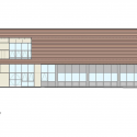 Heathfield Primary School / Holmes Miller Architect Elevation 02
