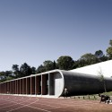 Center for High Performance Athletics in Jamor / Espao Cidade Arquitectos Courtesy of Espao Cidade Arquitectos