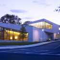 Admissions Center, Brandeis University / Charles Rose Architects Inc. © John Linden